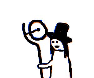 3-D Couple