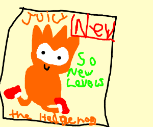 Sonic OC has it's own bootleg game