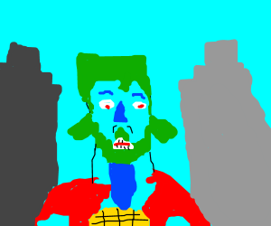 Sexuallobster captain planet