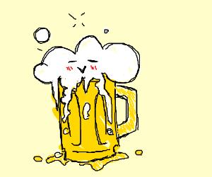 Beer: So happy!