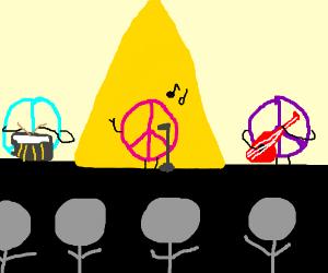 peace concert