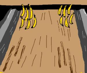 Mmmm....a 12-Banana Split!