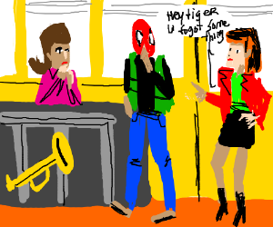 Daily Bugle Questions Spiderman's Friendship
