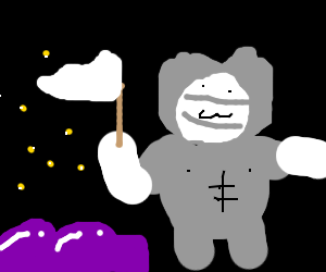 Cat Knight surrenders to Wasps and Purple Goop