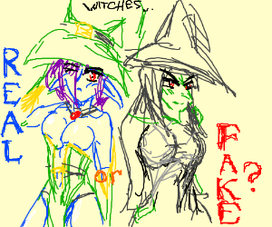 Witches: Real or Fake?