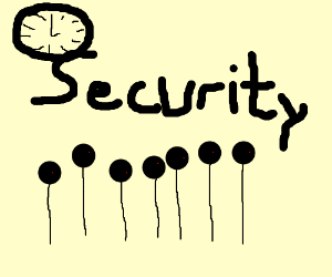We need more security pins. NOW!