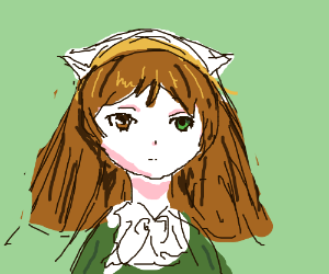 Suiseiseki (Rozen Maiden)