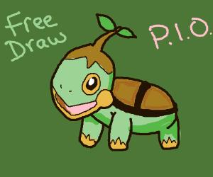 Free Draw P.I.O