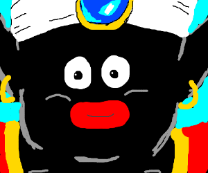 Mr. Popo doesn't take pity from fools