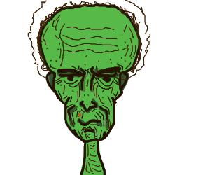Clint Eastwood IS AN ALIEN