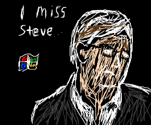Depressed Bill Gates