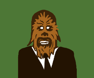 Chewbacca, businessman