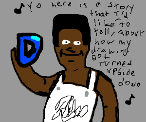 the fresh prince of drawception