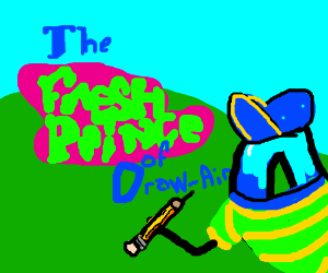 The Fresh Prince of Draw-Air