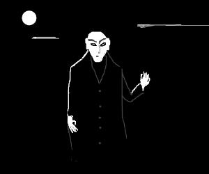 Nosferatu is less than impressed.