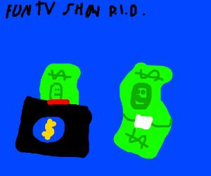 Fun TV show, pass it on!