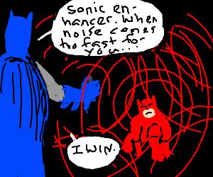 Batman V.S. Daredevil