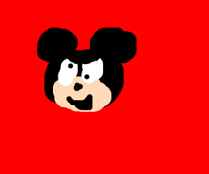 Mickey Gone Mad
