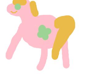 A pony patootie
