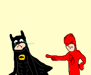 NO bat man ! Dare devil does not love you!!