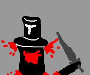 Its merely a flesh wound