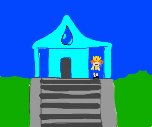 Princess Misty of the water temple