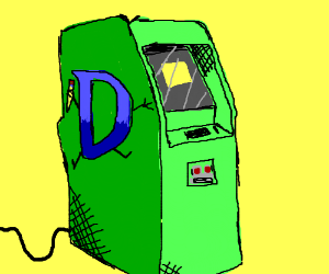 Drawception: The Arcade Game