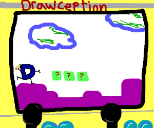 Drawception: the arcade game!
