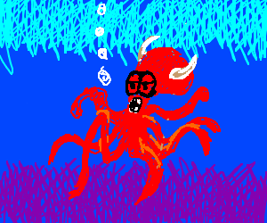 Satan is an Octopus
