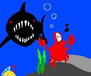 deep ocean ''under da sea'' XD
