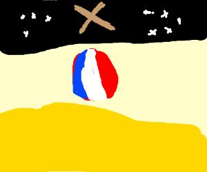Planet X? YOU MEAN MY BEACH BALL?