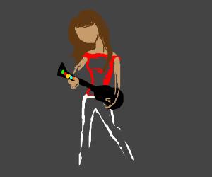 Guitar heroette