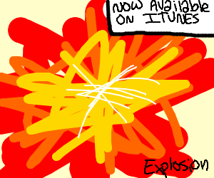 Explosion, now available on itunes