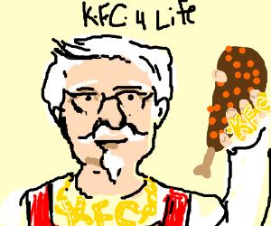 gangsta KFC