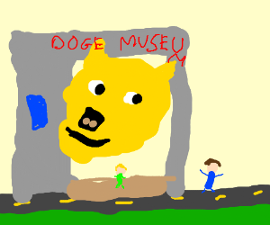 The Museum of Doge Art