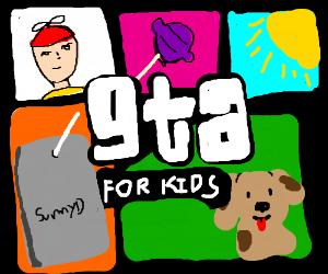 GTA: Safe for kids edition
