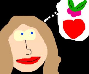 I love Cranberries