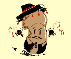 evil mexican mushroom