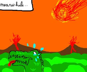 Apocalyptic Dinosaur Comics