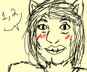 catgirl can count to two