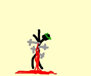 the killing of Cesar