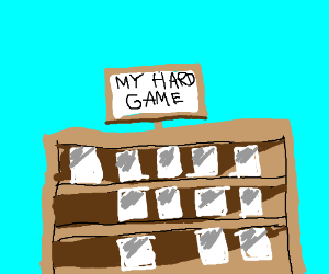 A my hard game