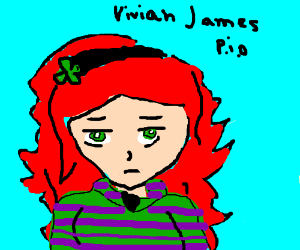 Vivian James (Pass it on)