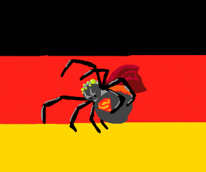 Super Spider in Germany