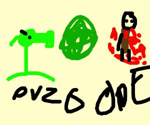 Plants Vs Zombies: Gore Edition