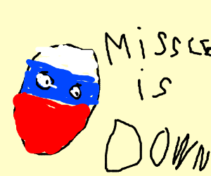 Russia, Russia lay that missile down