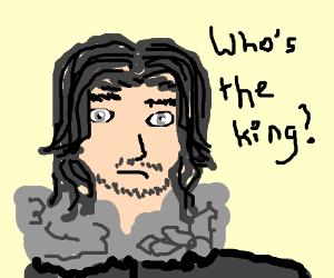 jon snow cannot name a king