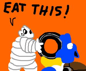 Michelin kills Blastoise