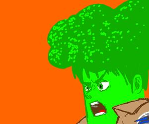 Attack on Broccoli