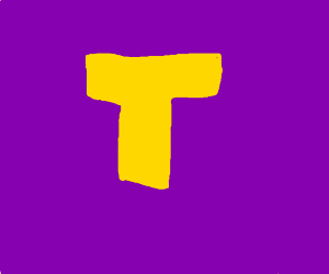 Mister T love purple